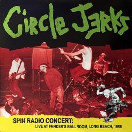 CIRCLE JERKS : LPx2  Spin Radio Concert : Live at Fender's Ballroom, Long Beach, 1986