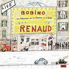 RENAUD : LPx2 Renaud À Bobino