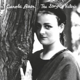 BAER Carola : LP The Story Of Valerie