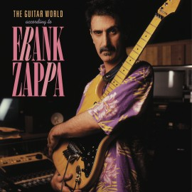 ZAPPA Frank : LPx2 The Guitar World According To Frank Zappa