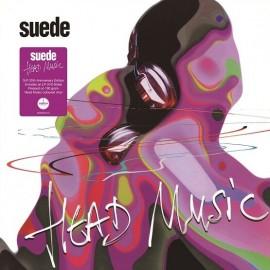 SUEDE : LPx3 Head Music - 20th Anniversary
