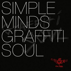 SIMPLE MINDS : LPx2 Graffiti Soul / Searching For The Lost Boys