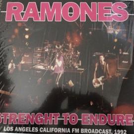 RAMONES : LP Strenght to Endure