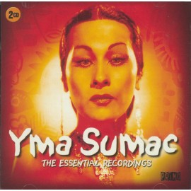 SUMAC Yma : CDx2 The Essential Recordings