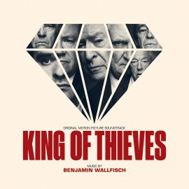 WALLFISCH Benjamin : LP King of Thieves Soundtrack