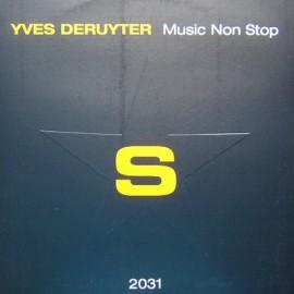 """DERUYTER Yves : 12""""EP Music Non Stop"""