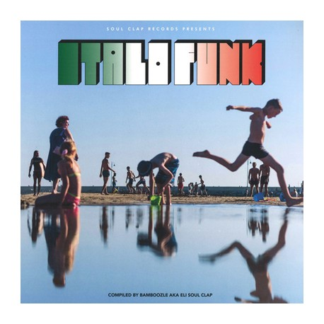 VARIOUS : LPx2 Italo Funk