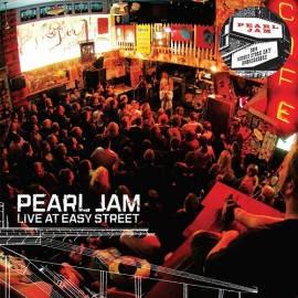 PEARL JAM : LP Live At Easy Street