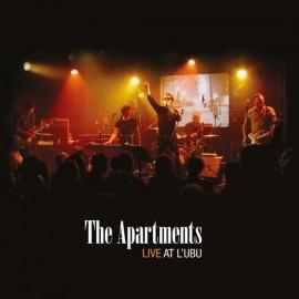 APARTMENTS (the) : LPx2 Live At L'ubu