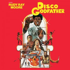 MOORE Rudy Ray : LP Juice People Unlimited - Disco Godfather