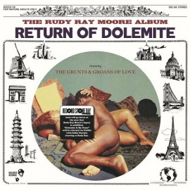 MOORE Rudy Ray : LP Return Of Dolemite: Superstar