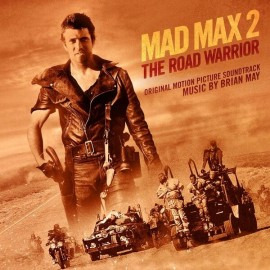 MAY Brian : LP The Road Warrior - Mad Max 2 OST