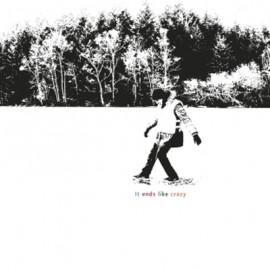 TROY VON BALTHAZAR : LP It Ends Like Crazy
