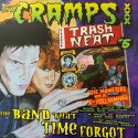 CRAMPS (the) : LP Trash Is Neat 5, The Band That Time Forgot