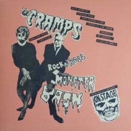 CRAMPS (the) : LP Rock'n'Roll Monster Bash