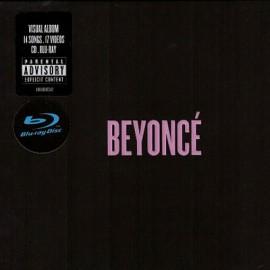 BEYONCE : CD+BLU-RAY Beyonce