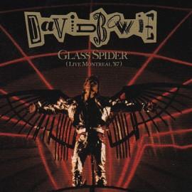 BOWIE David : CDx2 Glass Spider (Live Montreal '87)