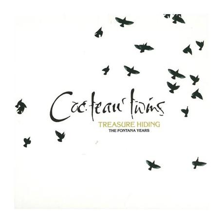 COCTEAU TWINS : CDx4 Treasure Hiding (The Fontana Years)