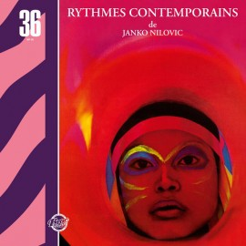 JANKO NILOVIC : LP Rythmes Contemporains