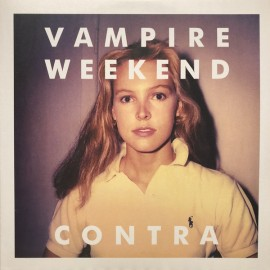 VAMPIRE WEEKEND : LP Contra