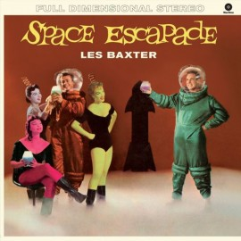 LES BAXTER'S : LP Space Escapade