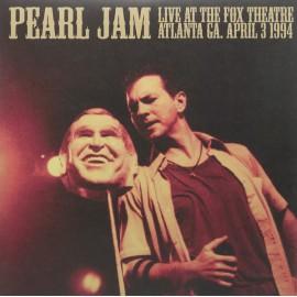PEARL JAM : LP Live At The Fox Theatre, Atlanta GA. April 3 1994