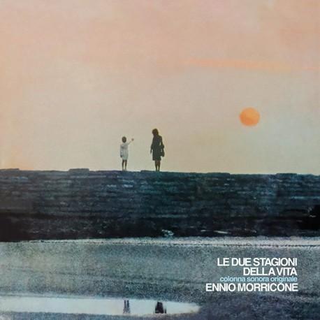 MORRICONE Ennio : LP Le Due Stagioni Della Vita