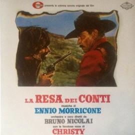 MORRICONE Ennio : LPx2 La Resa Dei Conti
