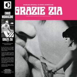 MORRICONE Ennio : LP Grazie Zia