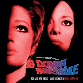 MORRICONE Ennio : LP La Donna Invisibile