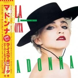 """MADONNA : 12""""EP La Isla Bonita (Super Mix)"""