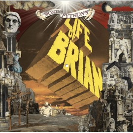 MONTY PYTHON : LP Monty Python's Life Of Brian (Half Speed Master Abbey Road Studio)