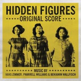 WILLIAMS Pharrel / ZIMMER Hans / WALLFISCH Benjamin : LP Hidden Figures