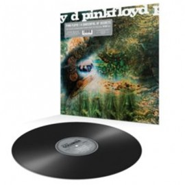 PINK FLOYD : LP A Saucerful Of Secrets (Mono Remaster)