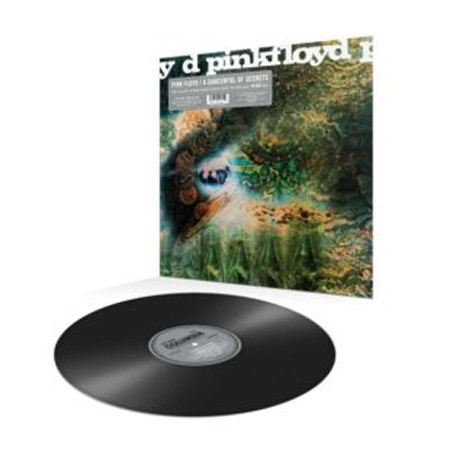 PINK FLOYD : LP A Saucerful Of Secrets (Mono Remaster)