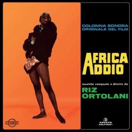 ORTOLANI Riz : LP Africa addio