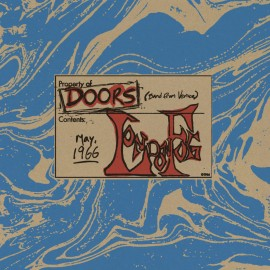 "DOORS (the) : 10""EP London Fog"