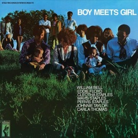 VARIOUS : LPx2 Boy Meets Girl: Classic Stax Duets
