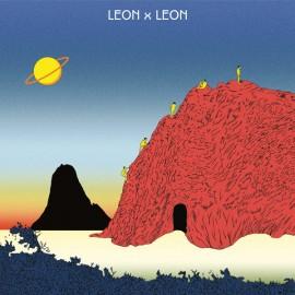 """LEON X LEON : 12""""EP Rokanbo"""