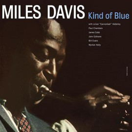 MILES DAVIS : LP Kind Of Blue (gatefold)