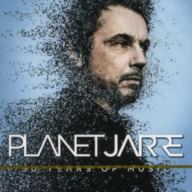 JARRE Jean-Michel : CDx2 Planet Jarre (50 Years Of Music)