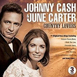 CASH Johnny / CARTER June : CDx3 Country Lovers