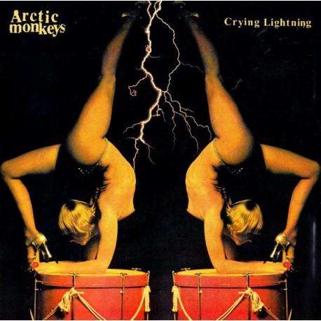 ARCTIC MONKEYS : Crying Lightning