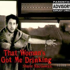 2nd HAND / OCCAS : MACGOWAN Shane : CDEP That Woman's Got Me Drinking