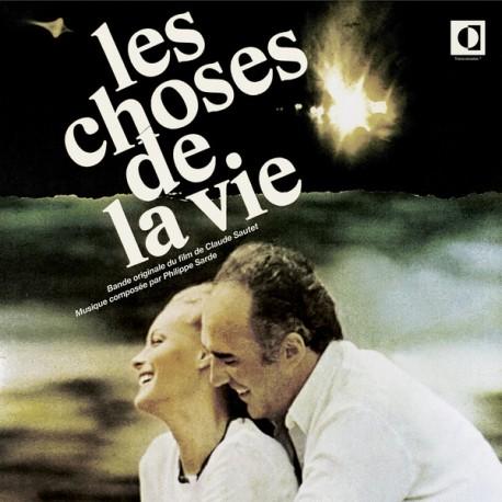 SARDE Philippe : LP Les Choses De La Vie
