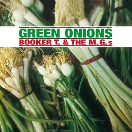 BOOKER T.  & THE M.G.'S : LP Green Onions