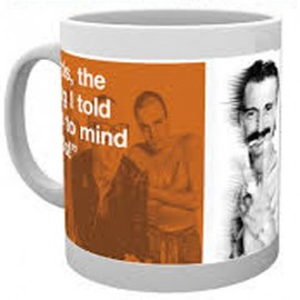 TRAINSPOTTING MUG : Begbie