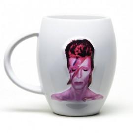 BOWIE David MUG : Aladdin San Oval Mug