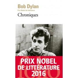 DYLAN Bob : Book Chroniques