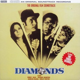 ROY BUDD : LP Diamonds